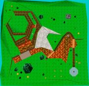 Toads Tool SM64 Bob-Omb's Battlefield Area 1