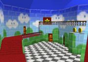 Toads Tool SM64 Inside Castle Area 1 Inside