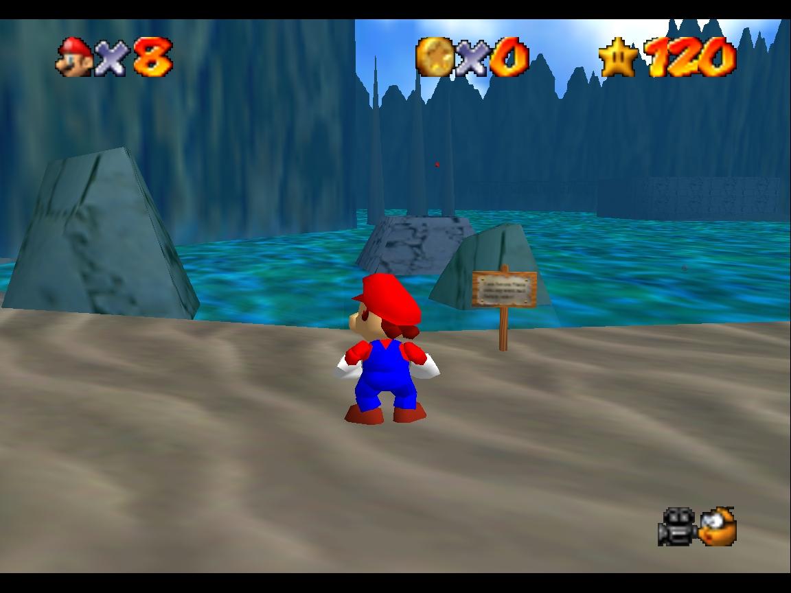 Super Mario 64 | Super Mario 64 Official Wikia | FANDOM