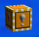 Tiny Huge Island Beach Yellow box 2