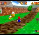Footrace With Koopa The Quick