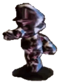 Metal Mario transparent with shadow SM64.png
