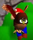 Hoot the owl SM64