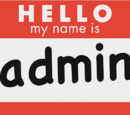 List of Admins