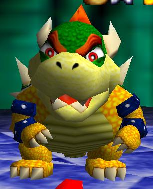 Bowser Super Mario 64 Official Wikia Fandom