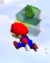 Mario transparent Monebag SM64