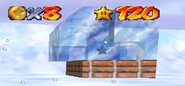 Ice Block House Snowmans Land 2 SM64
