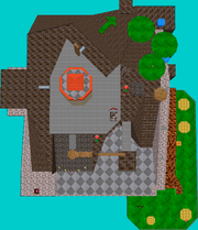 Toads Tool SM64 Whomp's Fortress Area 1