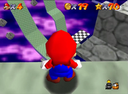 SM64 Bowser in the Sky course 5