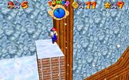 Baby Penguin Mario screenshot SM64