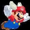 Wing cap Mario official