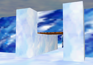 Toads Tool SM64 Snow Man's Land Area 2 Inside