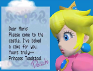 Peach intro DS