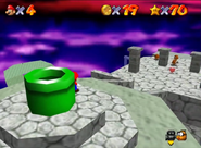 SM64 Bowser in the Sky course 4