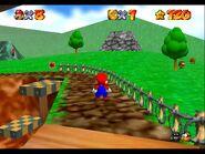 Super Mario 64 Bob Omb Battlefield 2