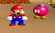 Mario Bob Omb Buddy Shifting Sand Land SM64