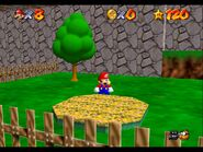Super Mario 64 Whomps Fortress