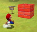 Mario and a Red Mushroom Block DS.png