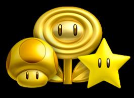 Super mario bros star coins 2-3 - Catalase diagram