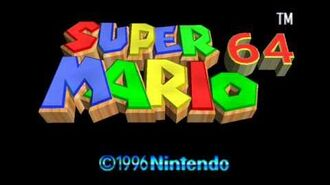 Super Mario 64 Music - File Select EXTENDED