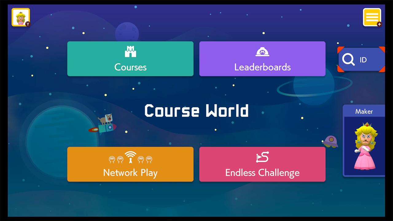Course World Super Mario Maker 2 Wiki Fandom