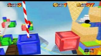 Super Mario Star Road ~ Course 11 ~ Colossal Candy Clutter
