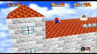 Super Mario Star Road ~ Course 2 ~ Sky Land Resort