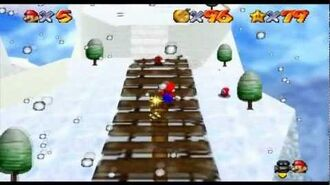 Super Mario Star Road ~ Course 10 ~ Melting Snow Peaks