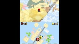 Super Mario Star Road DS Cloudrail Station Preview 3