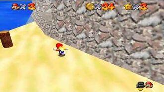 Super Mario Star Road ~ Course 1 ~ Bob-Omb Islands