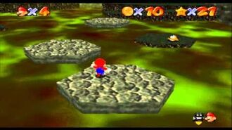 Super Mario Star Road ~ Bowser's Slippery Swamp