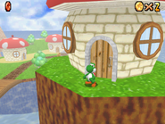 Mushroom Mountain Town (DS)