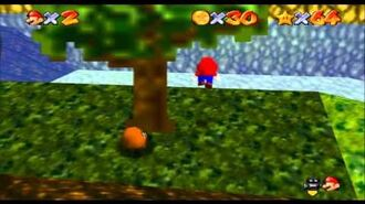 Super Mario Star Road ~ Course 8 ~ Large Leaf Forest