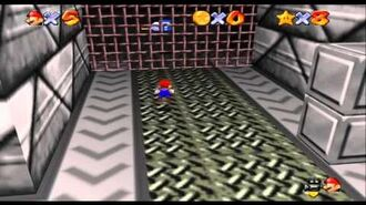 Super Mario Star Road ~ Puzzle Of The Vanish Cap
