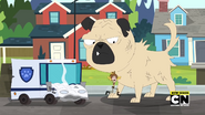 S1 E6 Kevin with dog catcher
