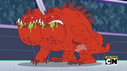 S1 E2 Wargoff beast
