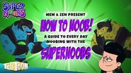 BONUS Supernoobs How to Noob Race