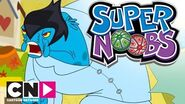 Supernoobs Sleep Fighting Cartoon Network