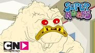 Supernoobs Food Fight Cartoon Network