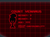 Count Venamus/Gallery