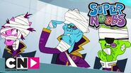 Supernoobs Alien Talent Show Cartoon Network