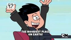 The Noobiest Place on Earth