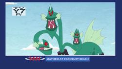 S1 E25 sea monster