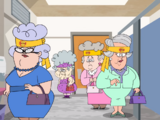 Old Lady (Ring Around the Noob)