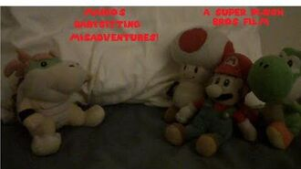 SPB Movie Mario's Babysitting Misadventures
