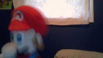 Mario gets Fat Beggining Trailer (2015)