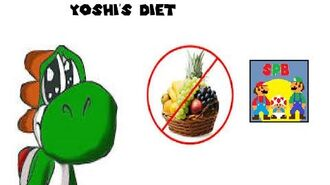 Yoshi's Diet (1 2)