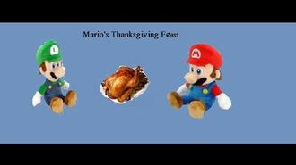 SPB Special Mario's Big Thanksgiving