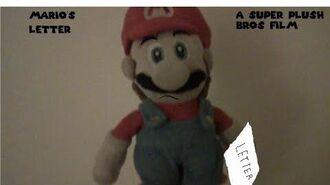 SPB Short Mario's Letter