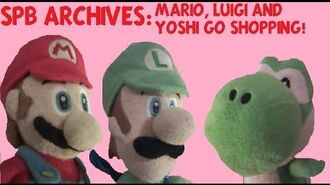 SPB Archives Episode 8 - Mario, Luigi and Yoshi Go Shopping! (Full Version)